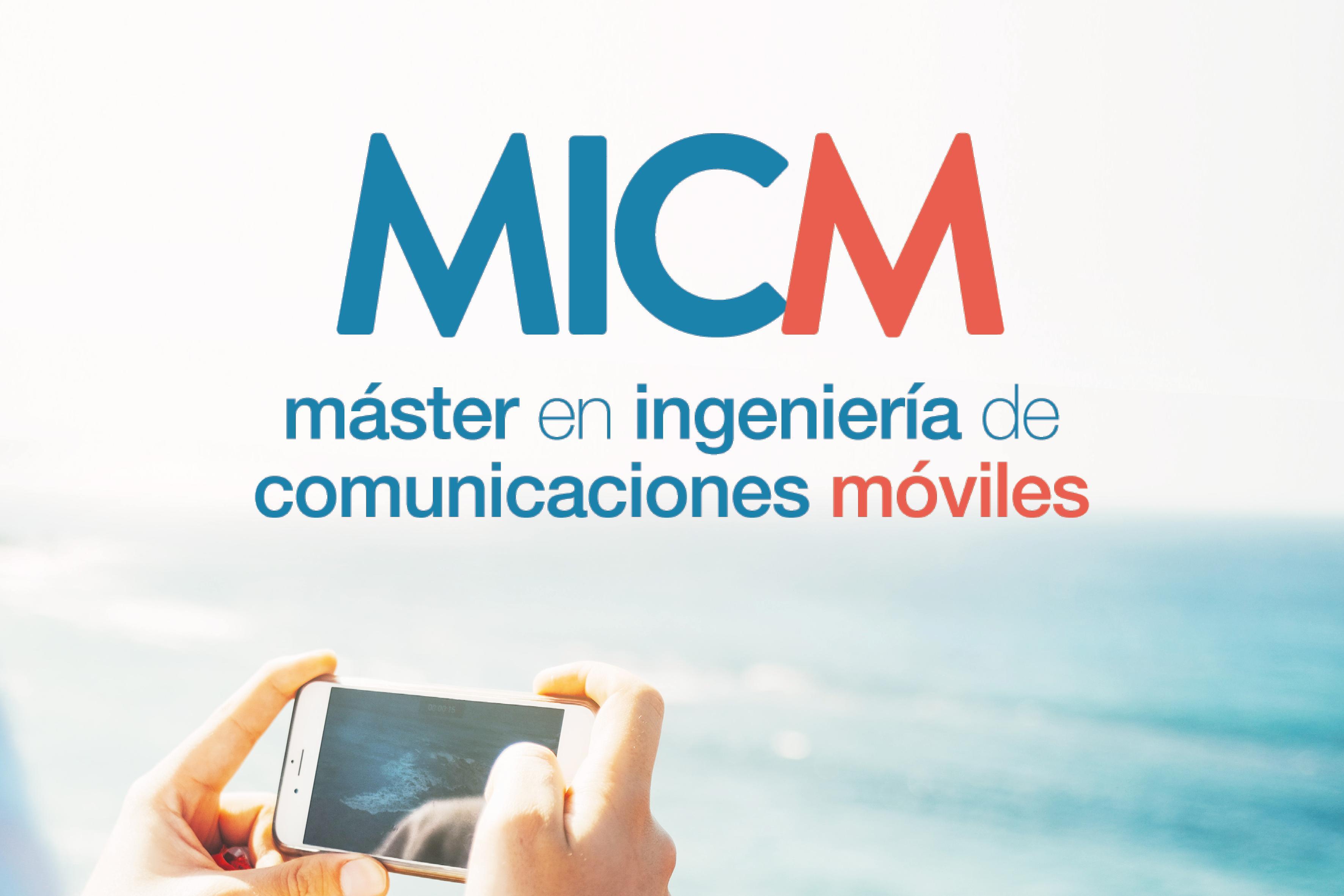 Máster  en Ingeniería de Comunicaciones Móviles